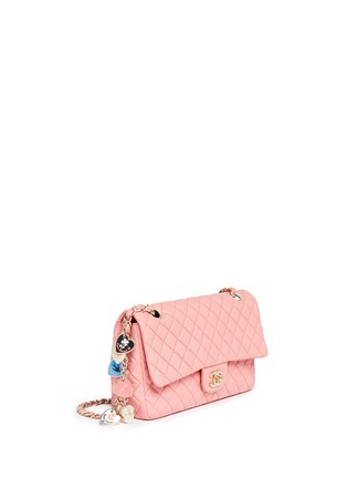 Figure View - Click To Enlarge - Vintage Chanel - Valentine's special edition 2.55 quilted lambskin leather bag