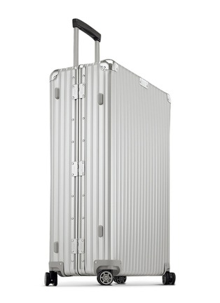 Figure View - Click To Enlarge - RIMOWA - Classic Flight Multiwheel® (Silver, 89-litre)