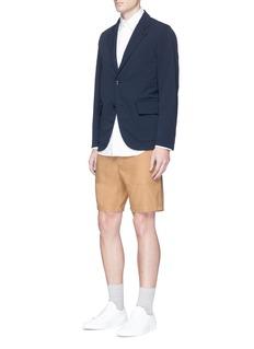 KinfolkCotton chino shorts