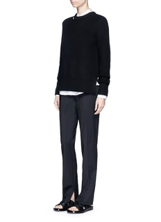 3.1 Phillip Lim Tailored straight leg pants