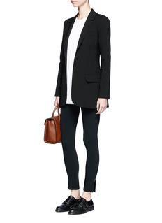 Calvin Klein CollectionStretch jersey blazer