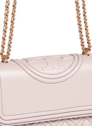 - Tory Burch - 'Fleming' small convertible shoulder bag