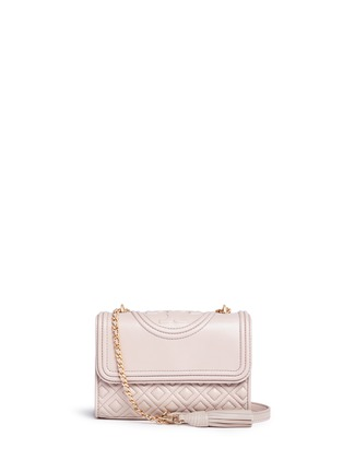 Main View - Click To Enlarge - Tory Burch - 'Fleming' small convertible shoulder bag