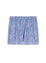 Liberty paisley print boxer shorts