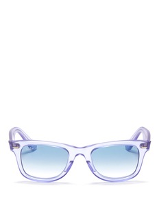 RAY-BAN 'Original Wayfarer Ice Pop' sunglasses