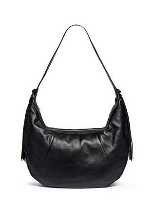 Main View - Click To Enlarge - Elizabeth and James - 'Zoe' large leather hobo bag