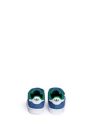背面 - 点击放大 - BONPOINT - x adidas SUPERSTAR幼儿款运动鞋