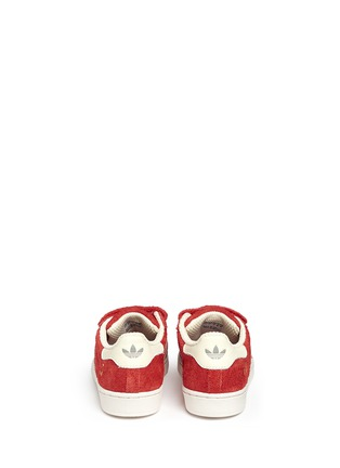 Back View - Click To Enlarge - Bonpoint - x adidas 'Superstar' leather kids sneakers