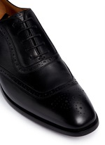 'Parma' full brogue leather Oxfords