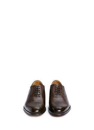 Rolando Sturlini-'Alameda' Richelieu brogue leather Oxfords
