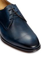 'Alameda' burnished leather Derbies