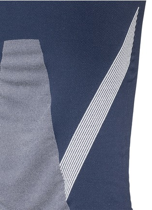 Detail View - Click To Enlarge - Lndr - 'Compass' circular knit skirt