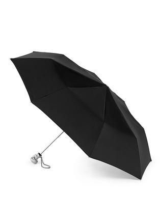 模特儿示范图 - 点击放大 - ALEXANDER MCQUEEN - 立体骷髅头折叠伞
