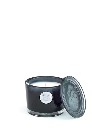 Main View - Click To Enlarge - AQUIESSE - Black Orchid short scented candle
