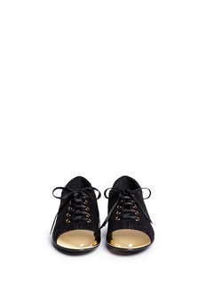 GIUSEPPE ZANOTTI DESIGN 'Dalila' lace up shoes