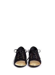 GIUSEPPE ZANOTTI DESIGN'Dalila' lace up shoes