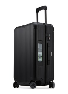 RIMOWA Salsa Multiwheel® with electronic tag (Matte Black, 63-litre)