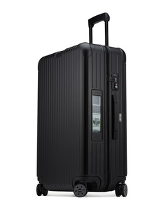 RIMOWA Salsa Multiwheel® with electronic tag (Matte Black, 87-litre)
