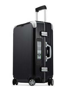 RIMOWA Limbo Multiwheel® with electronic tag (Black, 60-litre)