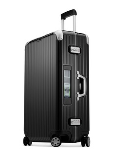 RIMOWA Limbo Multiwheel® with electronic tag (Black, 87-litre)
