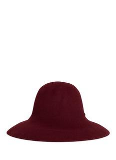Maison Michel'Jensen' rabbit furfelt hat