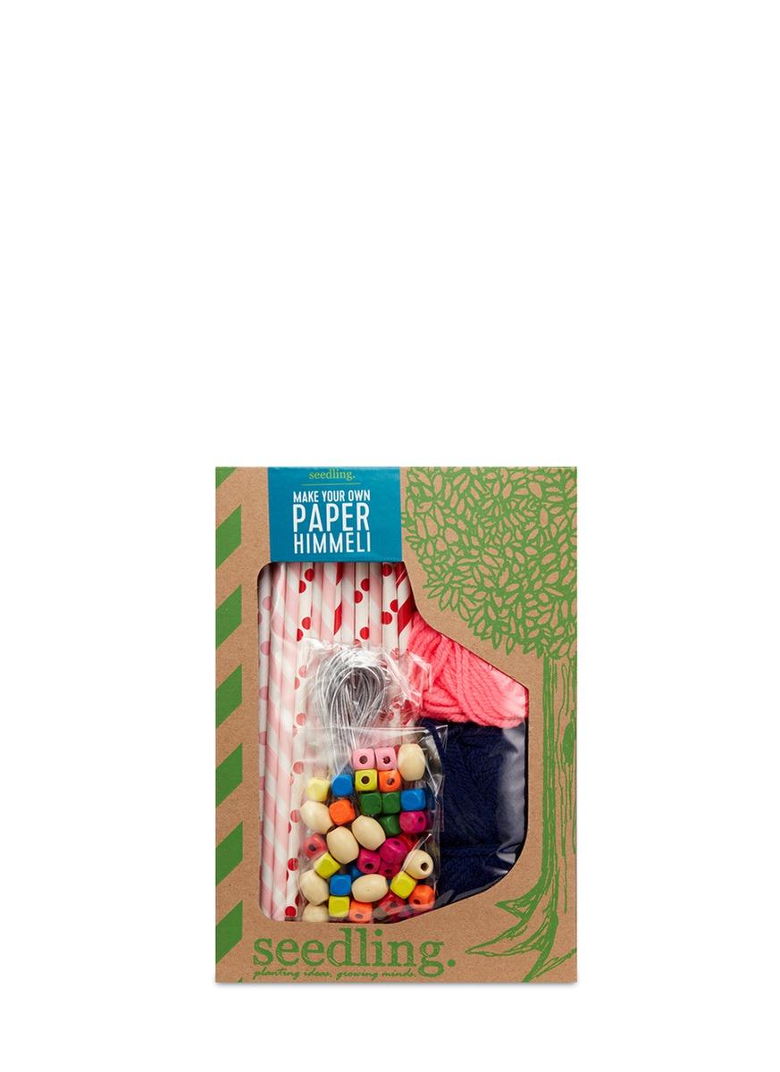 Make Your Own Paper Himmeli kit by Seedling