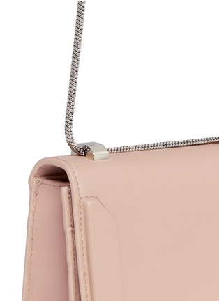 Detail View - Click To Enlarge - 3.1 Phillip Lim - 'Soleil' mini chain leather shoulder bag
