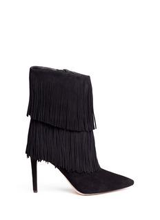 Sam Edelman'Belinda' fringe suede boots