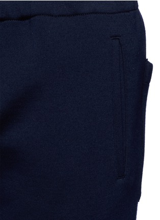 Detail View - Click To Enlarge - Marni - Elastic waist and cuff jogging pants