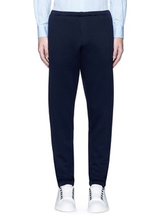 Marni Elastic waist and cuff jogging pants