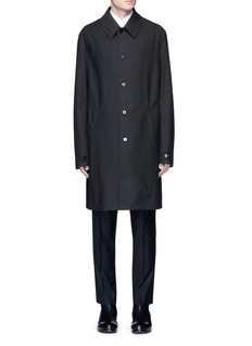 Maison Margiela Zip vent car coat