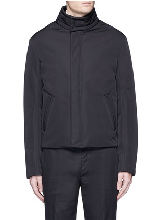 Main View - Click To Enlarge - Maison Margiela - High neck puffer jacket