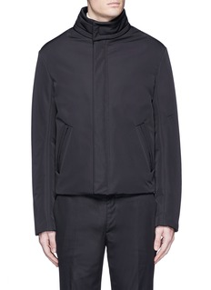 Maison Margiela High neck puffer jacket