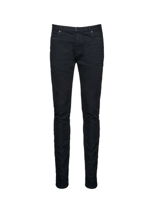 Main View - Click To Enlarge - Maison Margiela - Raw denim slim fit jeans