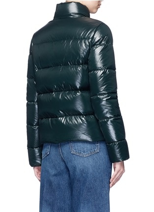 Back View - Click To Enlarge - Moncler - 'Brethil' padded down jacket