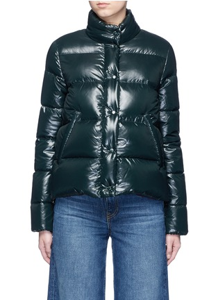 Main View - Click To Enlarge - Moncler - 'Brethil' padded down jacket