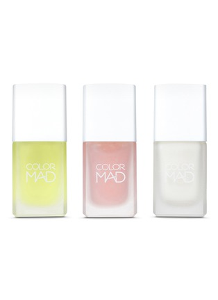 Colormad - Total Pampering Manicure Trio Set