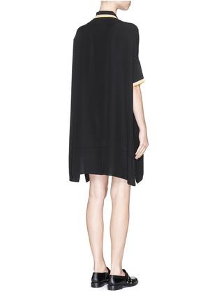 Back View - Click To Enlarge - rag & bone - 'Dana' silk tunic shirt dress