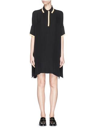 Main View - Click To Enlarge - rag & bone - 'Dana' silk tunic shirt dress