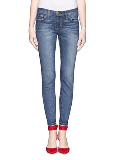 CURRENT/ELLIOTT The Stiletto washed skinny jeans