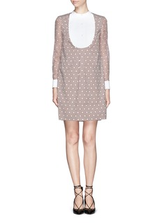 TORY BURCH 'Gene' Bib Dress