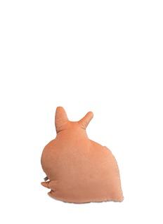 SILKEN FAVOURS'Bertie the Bunny' silk cushion