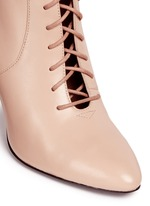'Mirzam' lace-up leather boots