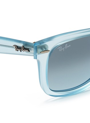 Detail View - Click To Enlarge - Ray-Ban - 'Original Wayfarer Ice Pop' sunglasses