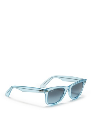 Figure View - Click To Enlarge - Ray-Ban - 'Original Wayfarer Ice Pop' sunglasses