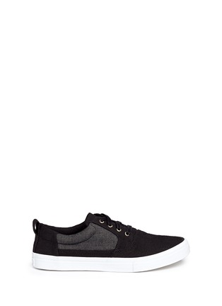 Main View - Click To Enlarge - TOMS - 'Valdez' combo sneakers