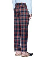 Tartan plaid pyjama pants