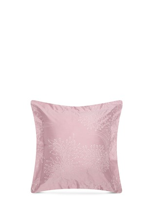 Main View - Click To Enlarge - Frette - Floral Spray Euro sham