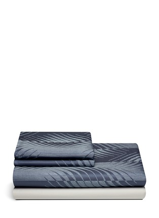 Main View - Click To Enlarge - Frette - Luxury Fern king size duvet set