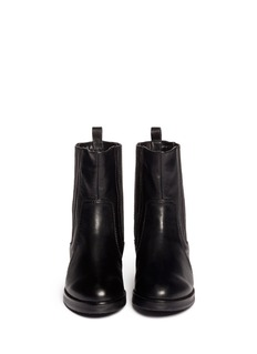 PEDDER REDLeather Chelsea boots